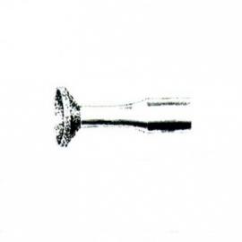 Fraise cône diamantée 4.5 mm