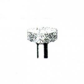 Fraise pastille diamantée 6 mm