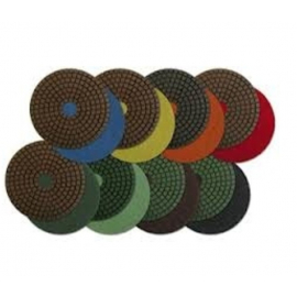Set disques diamant à eau Ø100 mm
