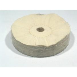 Roue toilée Ø 150x16 mm