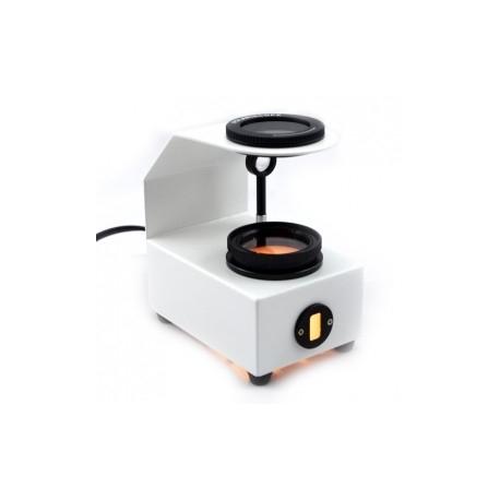 Polariscope avec conoscope intégré