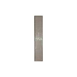 Etiquettes autocollantes lignées pour boites micromount 24x24mm