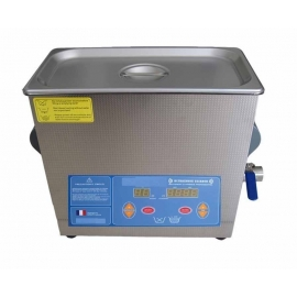 Bac à ultrason 6.0 litres standard