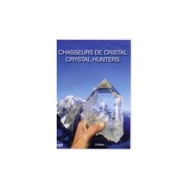 """Chasseur de crystal : Crystal Hunter"" - DVD"