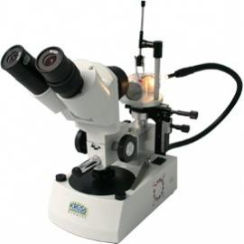 Microscope à immersion Krüss avec tourelle 1x et 3x