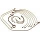 Conducteur flexible lumière froide 3 bras