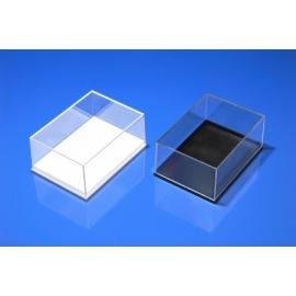 Boite plastique Jousi fond noir 82x59x35 mm