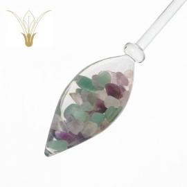 Mélange Soins de peau (quartz rose - améthyste - aventurine)