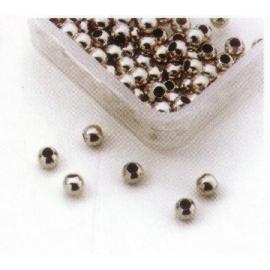 Perles à écraser en argent, petite taille