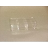 Boite transparente 6 cases 96x66x22 mm