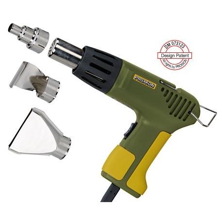 Micro-pistolet à air chaud HM550 PROXXON