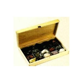 Caissette laquée 360x600x55 mm, vendu vide, sans boites