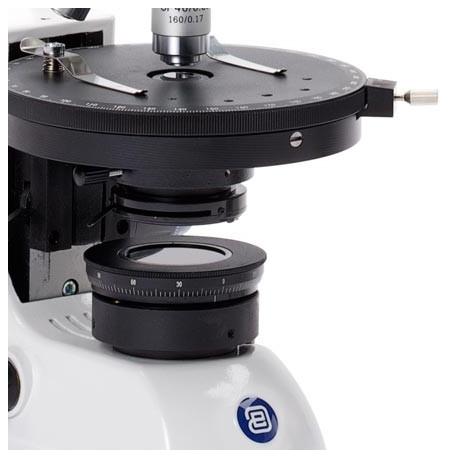 Microscope euromex bioblue binoculaire polarisant