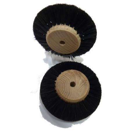 brosse de polissage crin pour bijoux