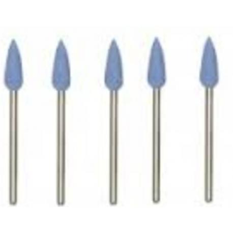Jeu de 5 ogives élastiques en silicone