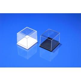 Boite plastique Jousi fond noir 40x35x33 mm