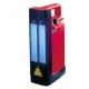 Lampe UV portable 6W ondes longues et courtes avec accumulateur