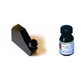 Pack réfractomètre et liquide