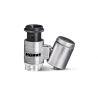 Microscope de poche grossissement 60X-100X