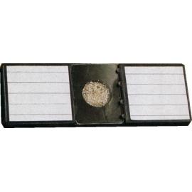 Cellules pour micro fossiles (Franke Zellen) par 100