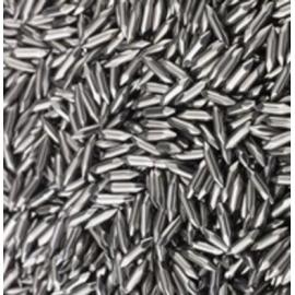 Aiguilles en acier inox 1 x 10 mm