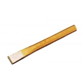 Petit burin plat (longueur 100 mm, largeur 10 mm)