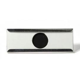 Cellules pour micro fossiles 1 ouverture de Ø 19 mm fond noir