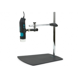 Pied simple pour microscope Qscope