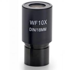 Oculaire pour la série microblue WF 10x/18mm micrométré