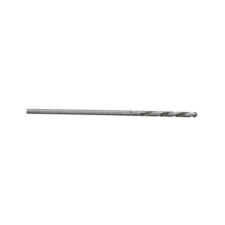 Mèches hélicoïdales Ø 0.6mm pour perles fines par 5