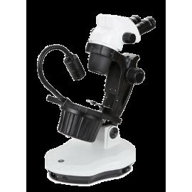 Microscope Euromex Nexius zoom pour la gemmologie