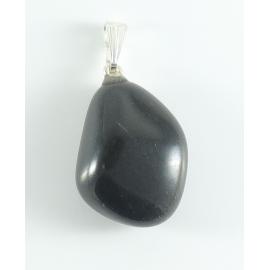 Pendentif Onyx noir