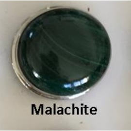 Cabochon en Malachite K-you