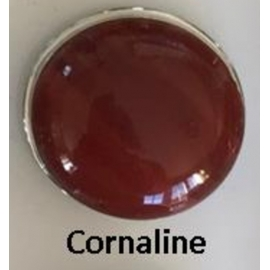 Cabochon en Cornaline K-you