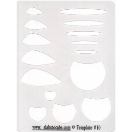 "Gabarits ou "" templates "" pour pendentifs"
