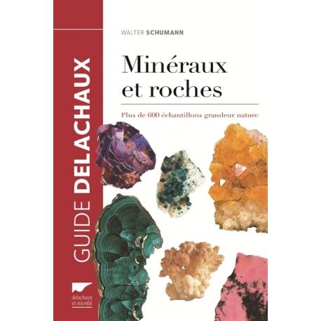 """""""Guide des minéraux et roches""""- W.Schuman"""