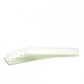 Lames porte objet en verre 76 x 26 mm
