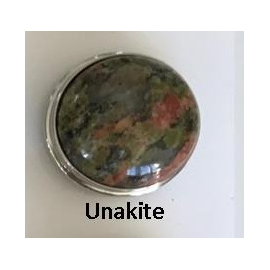 Cabochon en Unakite K-you