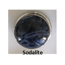 Cabochon en Sodalite K-you