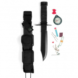 """Couteau de survie avec etui """"special Force"""""""