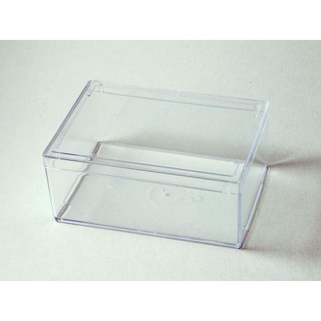 Boite transparente 102x73x45 mm