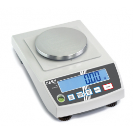 Balance électronique Kern maxi 200g, précision de 0.01g