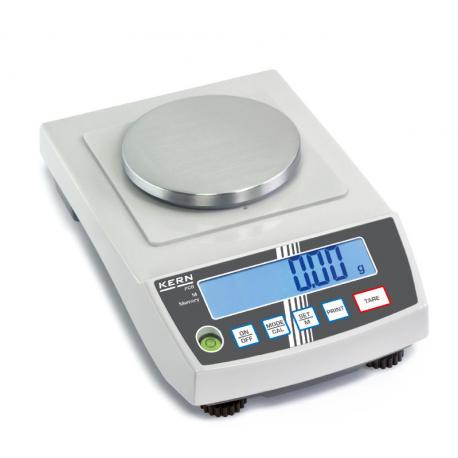 Balance électronique Kern (maxi 200g, précision de 0.01g)