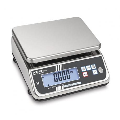 Balance de table homologué robuste, portée 30 Kg, précision 10g