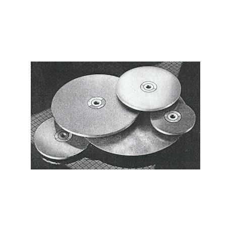 Plateau diamanté standard Ø 150mm, grain 360