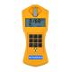 Détecteur de radioactivité pour rayons a, ß et y avec signal et batterie rechargeable