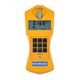 Pour rayons a, ß et y avec signal et batterie rechargeable