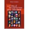 """""""La taille des pierres fines pour débutants"""" - Robert A. Geuljans"""