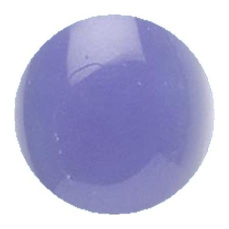Agate bleu 4 mm