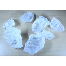 Cristal de roche brut - Sac de 1 Kg